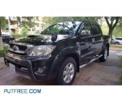 Toyota Vigo 2014 For Rent