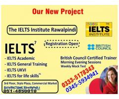 Now IELTS Preparation and Education Consultancy under one roof..