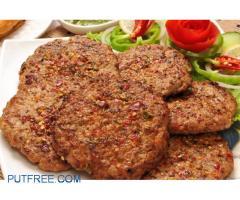 Mutton Kebab 4 piece