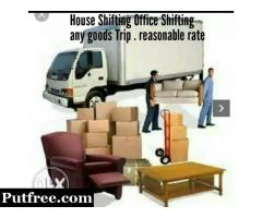 House shifting or Trip at very cheap rate
