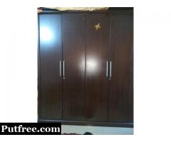 4 Door spacious Wardrobe