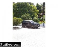 range rover evoque coupe