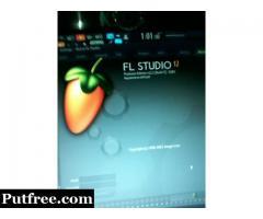 FL STUDIO 12.2 FULL SETUP+REGISTRY FILE DVD COPY MELEGA