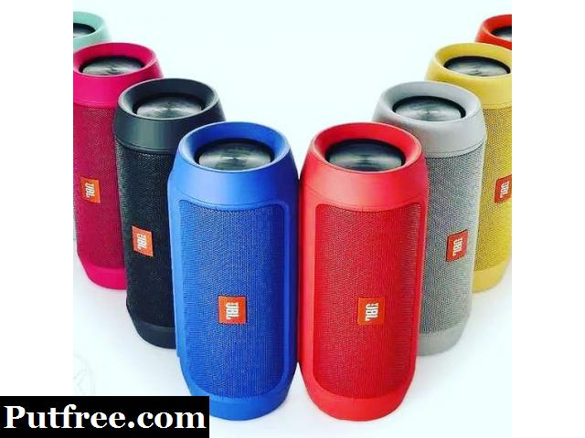 JBL Bluetooth Speaker Charge 2+  & Charge K3+.