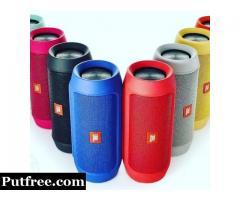 JBL Bluetooth Speaker Charge 2+  & Charge K3+.