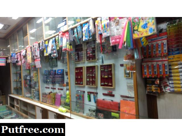 Stationary at the wholesale price as closing shop worth 5lac