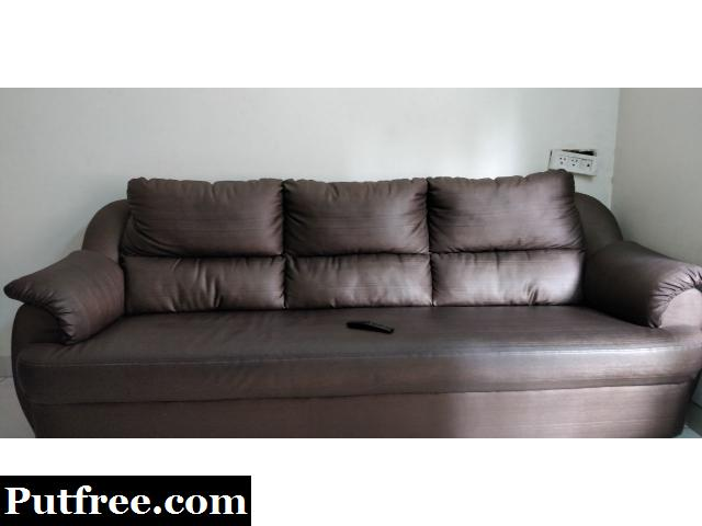 Three plus two seater Sofa set