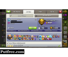 Clash OF clan accounts for sale karachi pakistan