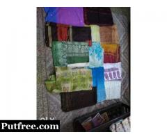 Excellent condition 14 sarees