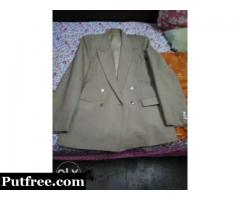 Coat double breasted excellent condition