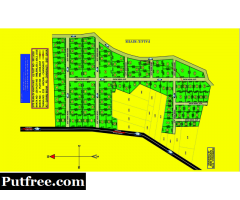 Plotting of 5 Bigha residential land