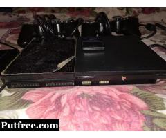 Sony Playstation 2 only two months old