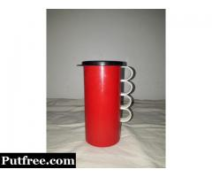 4 Plastic cup holder