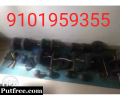 total of 35 kg gym set available in cheap rate