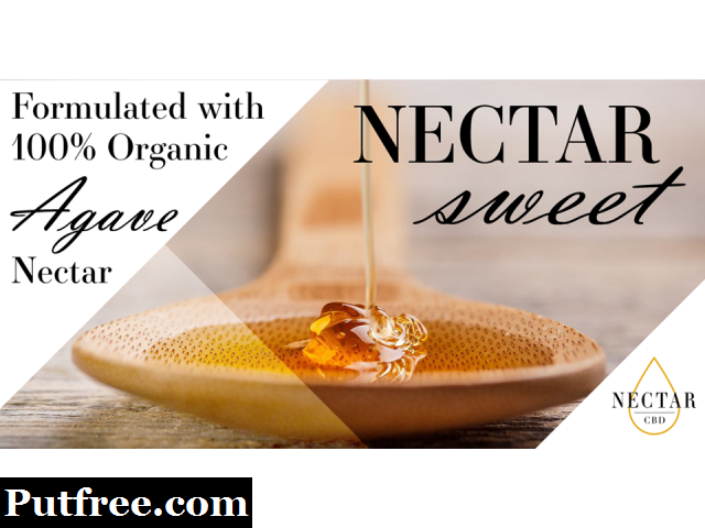 CBD Natural Hemp Oil | Nectar CBD