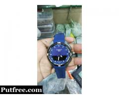 Tissot T touch Expert model blue colour