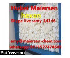 Hexen He-xen crystal Hex hexen crystal Ethyl-hexedrone powder  amy@maiersen-hem.com