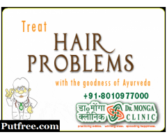 Ayurvedic Doctor for hair fall Tilak Nagar, 8010931122
