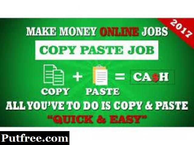 Govt Registered Free Online Works Available - Earn Rs 1000/- daily