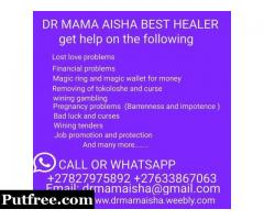 (((+27827975892))) Powerful Sangoma in soweto (TRADITIONAL HEALER) to solve all your problems