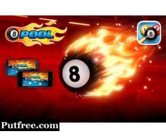 8 Ball Pool Coins And Legendery Cues Account Seller