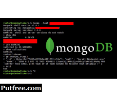 Mongo DB Training in  Hyderabad