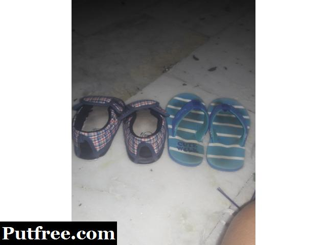 Shoe and slipper for kids