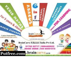 Abacus Classes in chennai, vedic maths training chennai- BrainCarve
