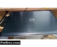 Dell core i5 3d gen laptop