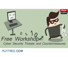 Cyber Security Threats and Countermeasures - Free Workshop 11th Feb,18