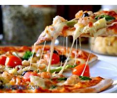 Cheese & Tomato Pizza (Medium)