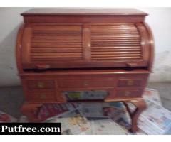 Piano Nest Table Teakwood