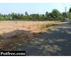 plot for sale in kanjikode. 80% loan available