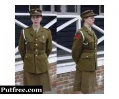 WREN Uniforms