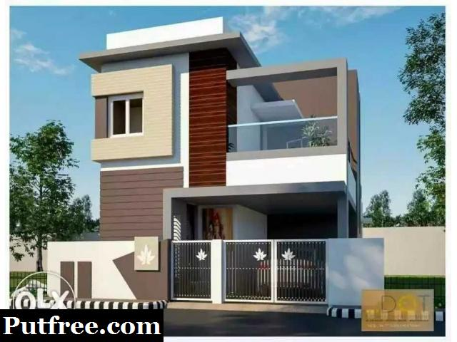 A Luxurious Individual villa
