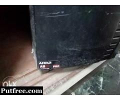 Acer AMD A8 processar 500gb HDD 4 gb ram