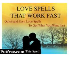 Love spells that work overnight DR AISHA +27632369865 Love spells in Alberton, Sandton, Johannesburg