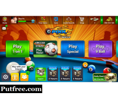 8 ball pool 13 legendary account for sale in pakistan