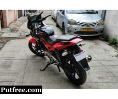 Bajaj Pulsar 220 best condition for sale negotiable