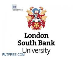 STUDY IN LONDON SOUTH-BANK UNIVERSITY: Apply Through The IEIS Education Group Ltd