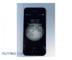 iPhone 5s-16gb space gray