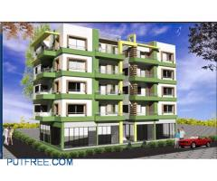 2 BHK Ready Flat on Godhani Road