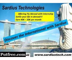 Vacancies for Warehousing in Singapore