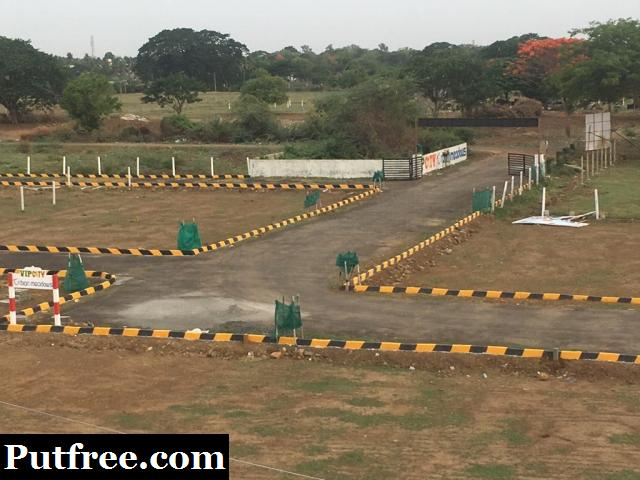 Porur Cmda approved plot for sale in Chennai city.