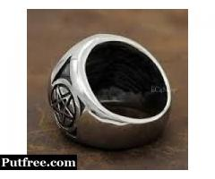 Powerful magic ring in all aspects of life /protection +27634531308 Prof.Lumanyo