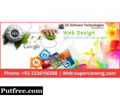 Get Dynamic website design Services with SE Software