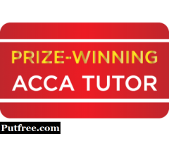 ACCA Tutor in London