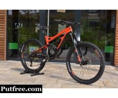 2018 Specialized Men's Turbo Levo FSR Comp Carbon 6Fattie/29