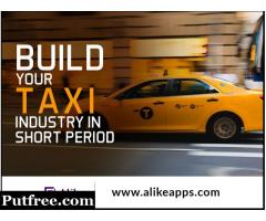 Taxi mobile app development cost