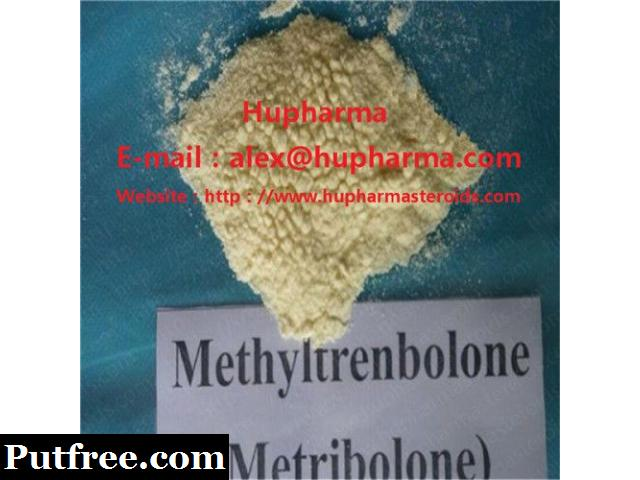 USA domestic Metribolone injectable steroid powder for muscle growth